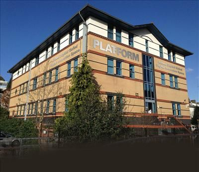 Thumbnail Office to let in Platform, Devon Place, Newport