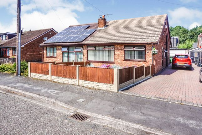 2 bed bungalow for sale in Rostherne Close, Warrington WA5