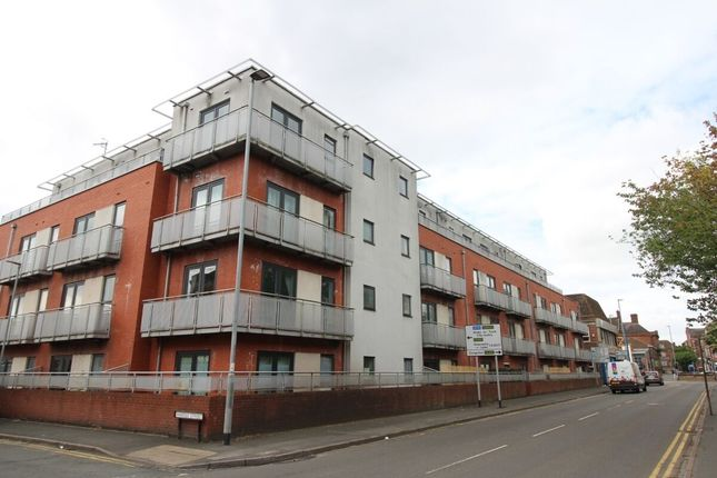2 bed flat for sale in Wardle Street, Tunstall, Stoke-On-Trent ST6