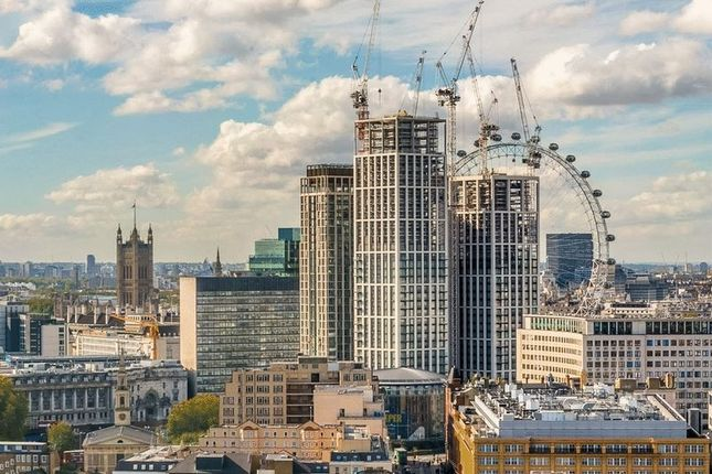 Thumbnail Flat to rent in Thirty Casson Square, Southbank Place, Waterloo