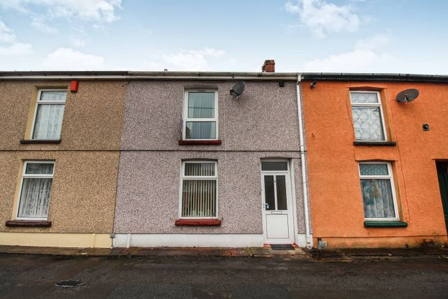 Thumbnail Terraced house for sale in Mount Pleasant Square, Ebbw Vale