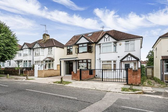 Thumbnail Terraced house for sale in Queensbury Road, London