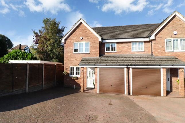 Semi-detached house for sale in Popes Road, Abbots Langley