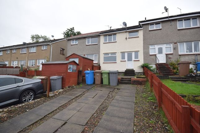 Thumbnail Terraced house for sale in Shawwood Crescent, Newton Mearns, Glasgow