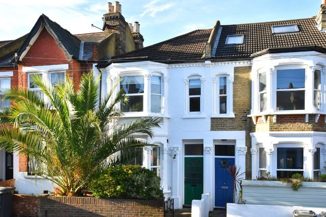 Thumbnail Terraced house to rent in Como Road, Forest Hill, London