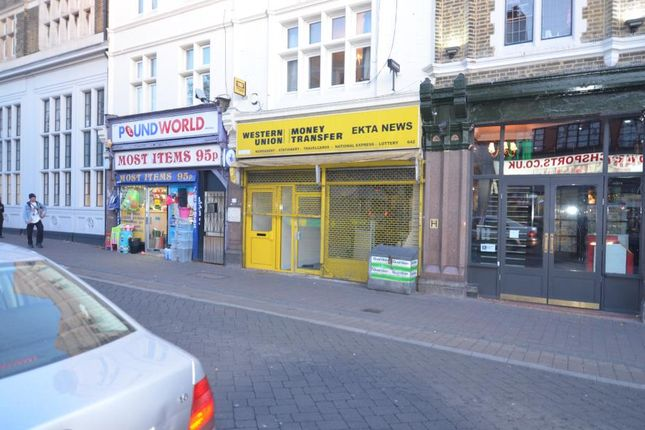 Property for sale in High Road, Leytonstone