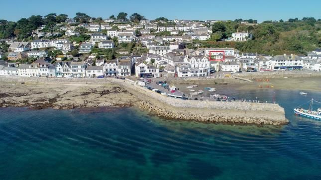 Thumbnail Flat for sale in St Mawes, Truro, Cornwall