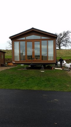 Thumbnail Mobile/park home for sale in Badgers Retreat Park, Tunstall, Richmond
