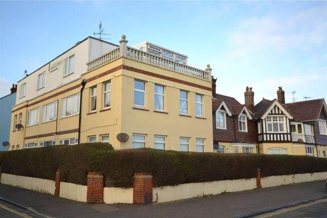 Thumbnail Flat for sale in Sea Road, Felixstowe, Suffolk
