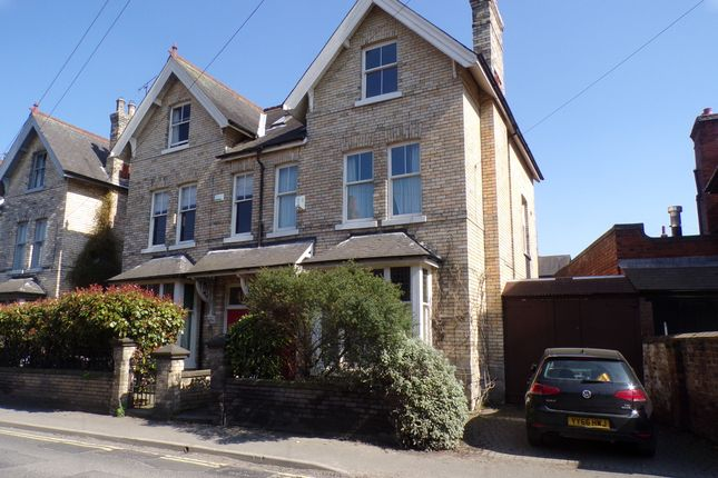 Thumbnail Semi-detached house for sale in Burton Stone Lane, York