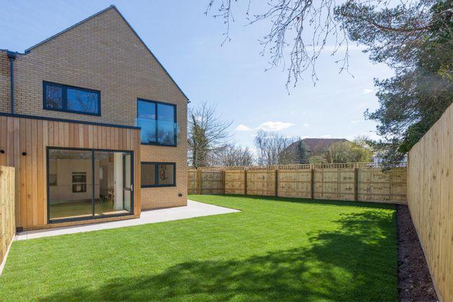Show Home Garden of Blumer Lock, Hampstead Lane, Yalding ME18