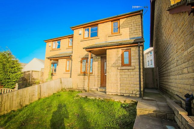 Thumbnail Semi-detached house to rent in Cotton Row, Manchester Road, Burnley