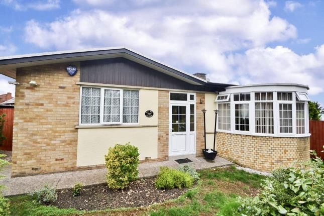 Thumbnail Bungalow for sale in Buckwell End, Wellingborough, Northamptonshire