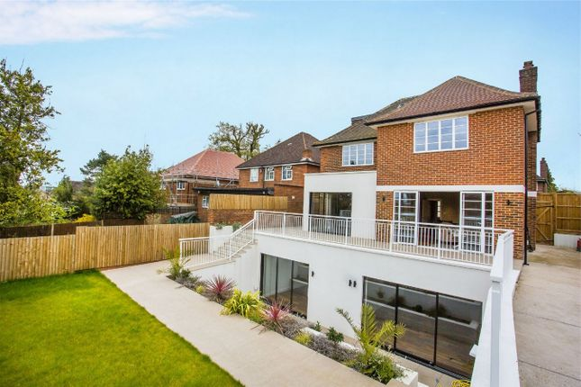 Thumbnail Detached house for sale in Heathcroft, London