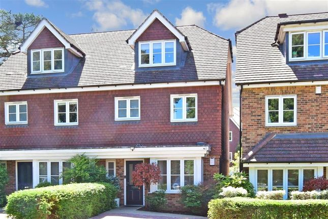 Thumbnail Semi-detached house for sale in Blackthorn Road, Caterham, Surrey