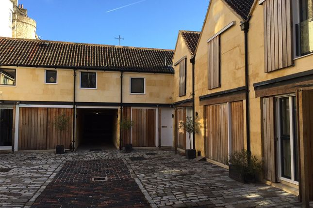 Thumbnail Mews house for sale in Rivers Street Mews, Bath