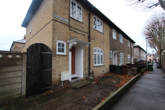 Thumbnail End terrace house for sale in Epsom Road, Leytonstone