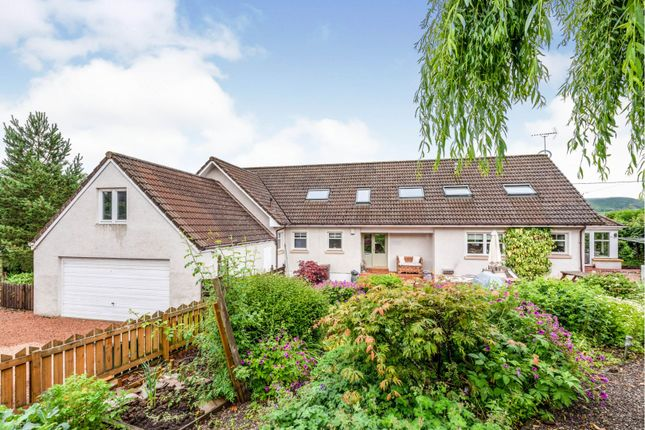 Thumbnail Detached house for sale in Loanfoot Park, Auchterarder
