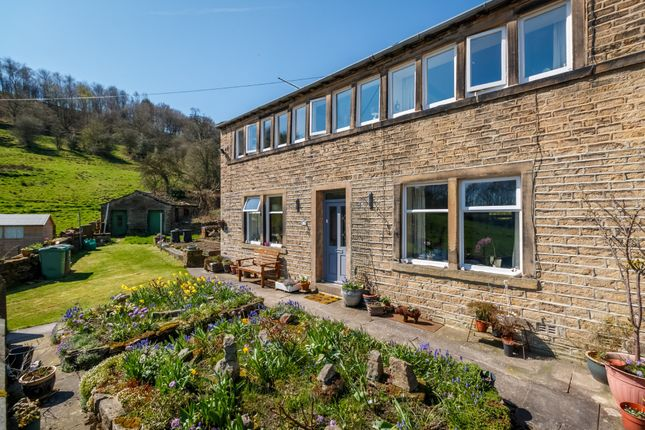 Thumbnail Cottage for sale in Share Hill, Wellhouse, Golcar, Huddersfield