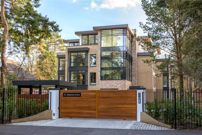 Thumbnail Flat for sale in Balcombe Breeze, 2A Balcombe Road, Branksome Park, Poole, Dorset