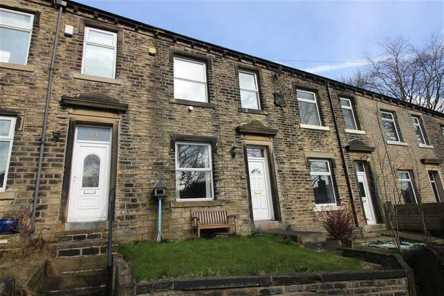 Thumbnail Terraced house for sale in Station Road, Golcar, Huddersfield