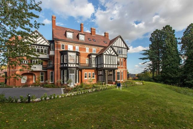 Thumbnail Flat to rent in Manor House, New House Farm Drive, Birmingham
