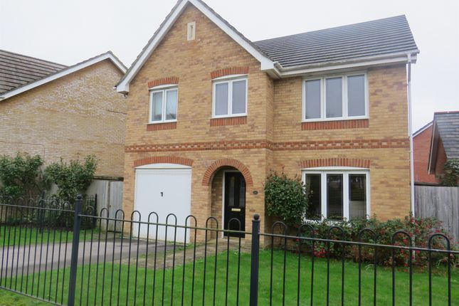 Thumbnail Detached house for sale in Amey Gardens, Totton, Southampton