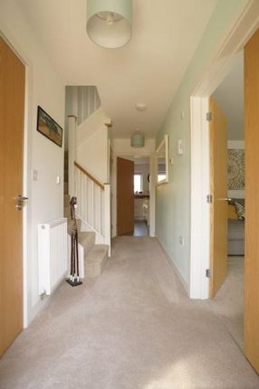 Entrance Hallway of Orchid Close, Lyde Green, Bristol BS16