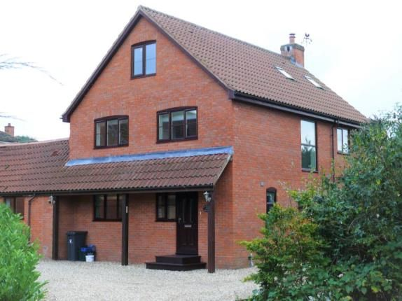 Thumbnail Detached house for sale in Newton Poppleford, Sidmouth, Devon