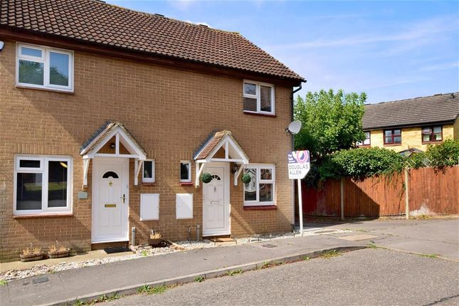 Thumbnail Semi-detached house for sale in Brompton Close, Billericay, Essex
