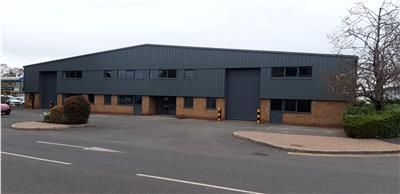 Thumbnail Light industrial to let in Unit L, Welland Industrial Estate, Valley Way, Market Harborough, Leicestershire
