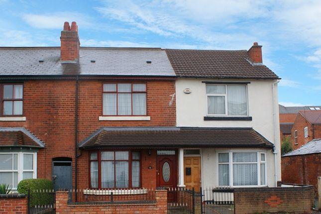 Thumbnail Terraced house to rent in Taylor Road, Kings Heath, Birmingham