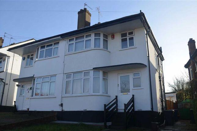 Thumbnail Semi-detached house for sale in Riverdene, Edgware, Middlesex