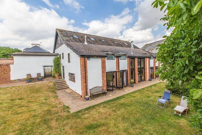 Thumbnail Detached house for sale in Efford, Shobrooke, Crediton