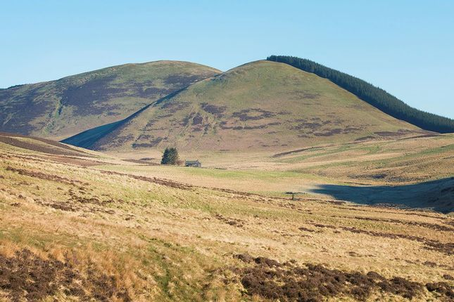 Thumbnail Land for sale in Peebles