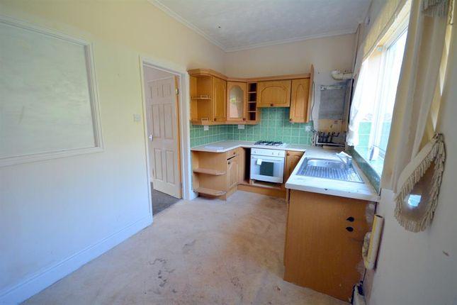 Kitchen of Dent Street, Shildon DL4