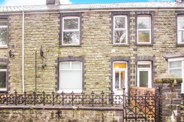 Thumbnail Flat to rent in Mackworth Street, Bridgend
