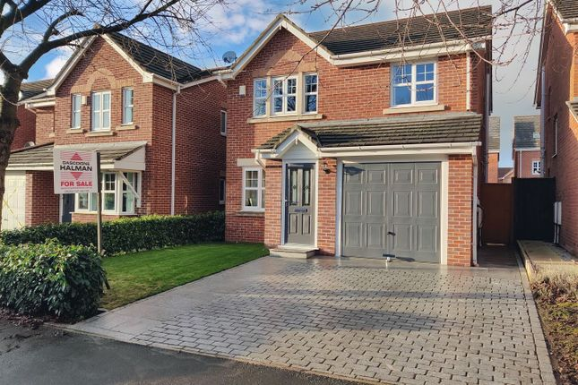 Thumbnail Detached house for sale in Avondale Road, Edgeley, Stockport