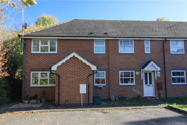 Thumbnail Terraced house for sale in Lower Canes, Yateley, Hampshire