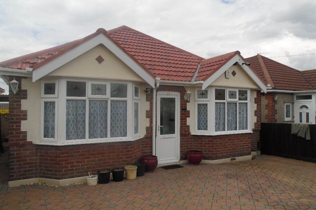Thumbnail Bungalow to rent in Kinson Avenue, Parkstone, Poole