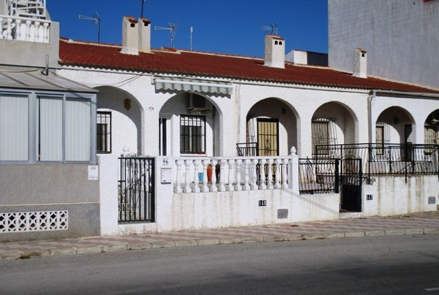 2 bed terraced bungalow for sale in Urbanización La Marina, Costa Blanca South, Costa Blanca, Valencia, Spain