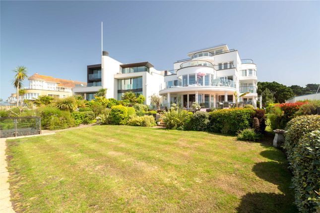 Thumbnail Flat for sale in Apartment 2, 10 Panorama Road, Sandbanks, Poole