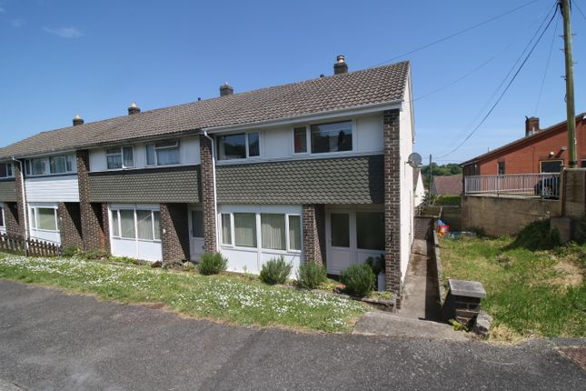 Thumbnail Semi-detached house to rent in Moor Lane Close, Torquay