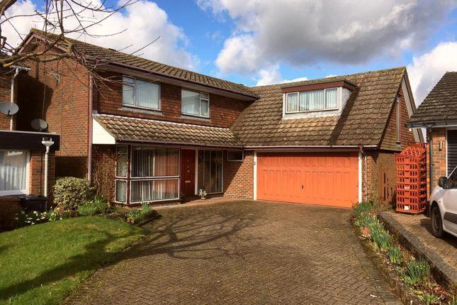 Thumbnail Detached house for sale in The Brambles, Chancellors Park, Stevenage