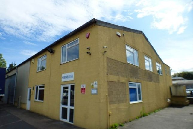 Thumbnail Commercial property to let in Whitworth Road, Frome, Somerset