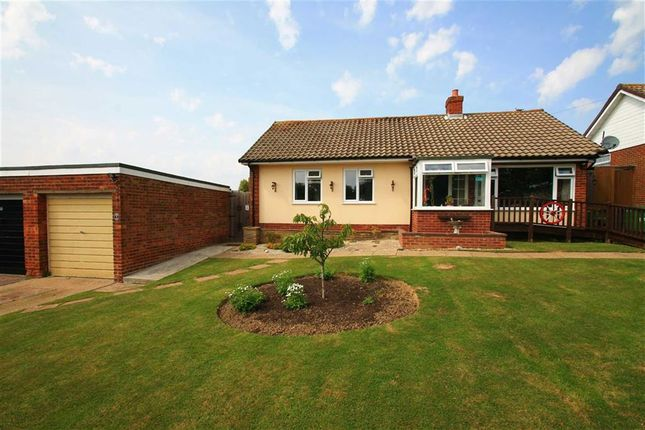 Thumbnail Detached bungalow for sale in Parkstone Road, Hastings, East Sussex