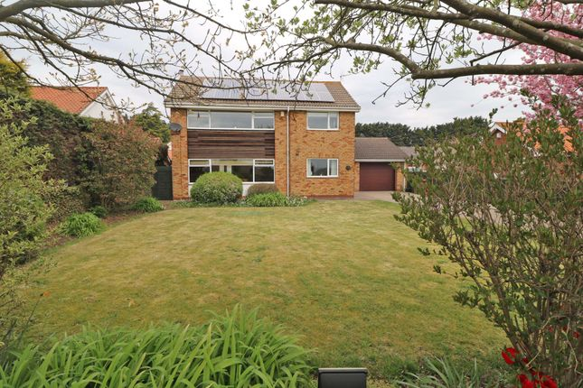 Thumbnail Detached house for sale in Eastlound Road, Haxey, Doncaster