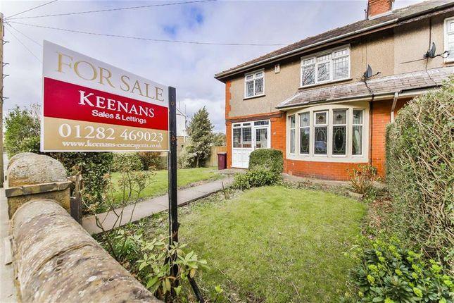 Thumbnail Semi-detached house for sale in Kiddrow Lane, Burnley, Lancashire