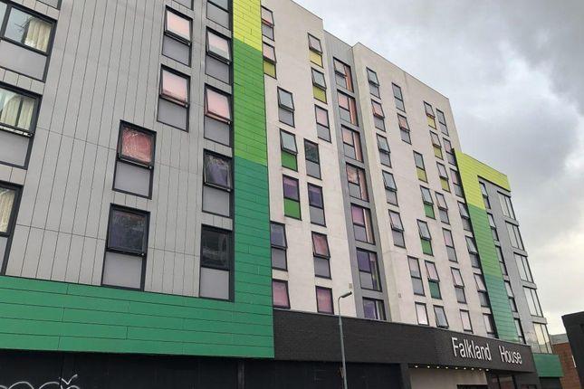 New Image of Falkland Street, Liverpool, Merseyside L3