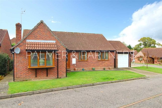 Thumbnail Bungalow for sale in Homefield Way, Earls Colne, Colchester